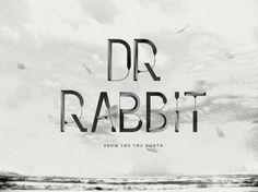 Dr Rabbit by Henning Gjerde via Dribbble