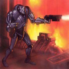 Super Commando Droid