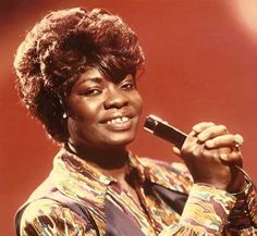 """Koko Taylor: """"Got A Rabbit Foot In My Pocket, A Toad Frog In My Shoe, Crawdaddy On My Shoulder Lookin Dead At You..."""""""