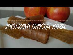 Jablková ovocná koža - YouTube