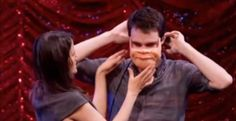She Puts A Mask On An Audience Member, And No One Was Prepared For What Happened - GoingViralPosts.net