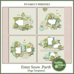 Enter Snow Part8 by Eudora Designs at MScraps http://www.mscraps.com/shop/Enter-Snow-Part8/