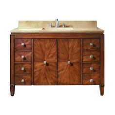 Lovely Allen Roth Eastcott Cabinet