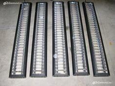 Plafoniere Al Neon Per Ufficio : Plafoniere lampade da soffitto ambiente ufficio colore beige