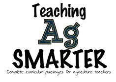 A website for Ag Teachers to find lesson plans, worksheets, PowerPoints, etc.