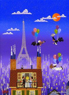 charming, cute, Paris!