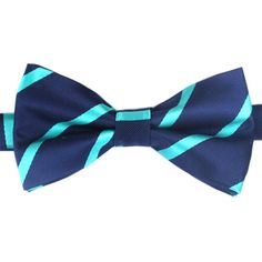 Check out this Navy Blue Bow Tie with Teal Stripe on the Easy Weddings Shop Navy Blue Bow Tie, Teal Tie, Navy Blue Suit, Men's Tuxedo Wedding, Air Force Wedding, Designer Bow Ties, Tuxedo Bow Tie, Winter Wedding Inspiration, Wedding Ideas