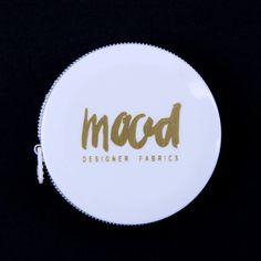 White Mood Tape Measure - Mood Shop