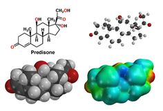 increased blood pressure and prednisone