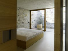 Gallery of Building in Brione / Wespi de Meuron Romeo Architects - 17
