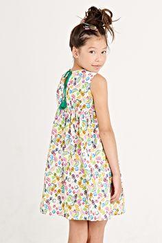 dress CONSTANCE #fruitprint #anaisandi #spring #kids #dress #easter #summer #child