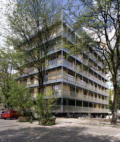 Gallery of R50 – Cohousing / ifau und Jesko Fezer + HEIDE & VON BECKERATH - 1