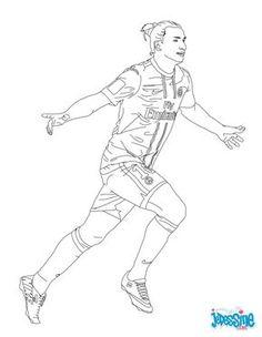 Cristiano Ronaldo To Color Christiano Ronaldo Spielt Fussball Zum