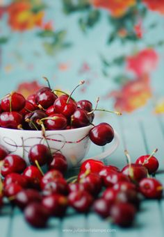 I love cherries. Please check out my website Thanks.  www.photopix.co.nz