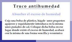 Antihumedad casero