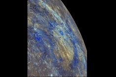 The planet closest to our sun, Mercury, is oddly dark. And scientists may now know why.