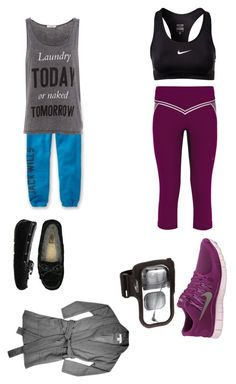 """""""Lazy or sporty?"""" by katy-perry-xoxo-anon ❤ liked on Polyvore featuring Lucas Hugh, Jack Wills, Pull&Bear, NIKE, UGG Australia and Arlotta"""