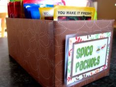 Storage Solutions & Crafts from Tissue Boxes | The New Home Ec