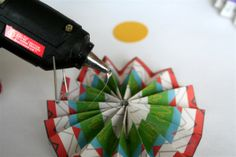 how to make cinco de mayo rosettes craft and free printables