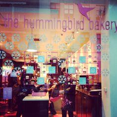 The Hummingbird Bakery - Soho, London
