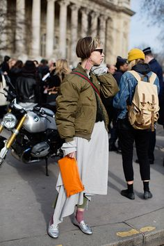 On the Street…After Chanel, Paris