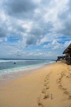 Bali Balangan Beach