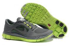 http://www.jordanaj.com/nike-free-run-3-grey-green-men.html NIKE FREE RUN 3 GREY GREEN MEN Only $66.00 , Free Shipping!