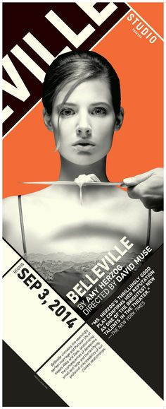 BELLEVILLE by Amy Herzog, directed by David Muse. 2014-2015 Studio Theatre Subscription Series. #StudioBelleville