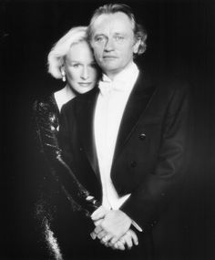 Glenn Close and Niels Arestrup in Meeting Venus (1991) Characters: Karin Anderson, Zoltan Szanto Photo by BSB - © 1991
