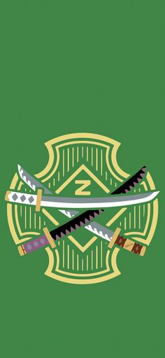 Zoro One Piece, Roronoa Zoro, Chevrolet Logo, Unique, Wallpapers, Tumblr Backgrounds, Display, One Piece Drawing, Wallpaper