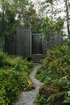 Rustic garden 2019 Rustic garden The post Rustic garden 2019 appeared first on Architecture Decor. Landscape Architecture, Landscape Design, Architecture Design, Garden Design, House Design, Steel Framing, European Garden, Modern Cottage, Forest House