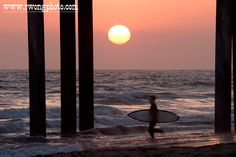 Huntington Beach Surfing pictures