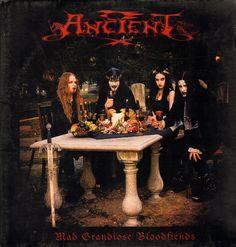 1997 - Ancient - Mad Grandiose Bloodfiends