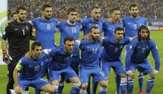 Watch Greece National Football Team Online at FIFA World Cup 2014