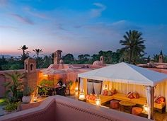 The Royal Mansour Marrakech *****.   Photo by Alan Keohane www.still-images.net  Source: http://www.nethotels.com/hotel/340698/royal-mansour-marrakech.en.aspx @nethotels