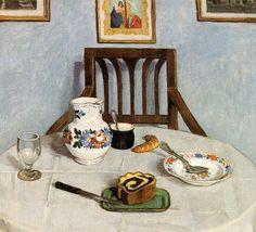 Fenyes, Adolf (1867-1945) - 1910c. Poppyseed Cake (Hungarian National Gallery, Budapest) by RasMarley, via Flickr