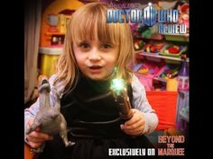 Lindalee Rose's DOCTOR WHO Review.  SO ADORABLE!