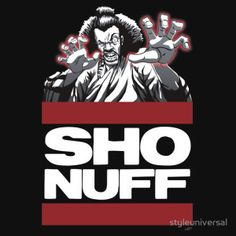 Where to Buy The Best Last Dragon & Sho'nuff T-Shirts -  http://www.thelastdragontribute.com/where-to-buy-the-last-dragon-t-shirts/ #TheLastDragon #Tshirts #Shonuff