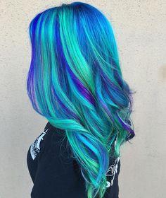 WEBSTA @ xostylistxo - I wish to live among the mermaids. ☄
