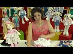 Curso online de Bonecas de pano e bichinhos articulados 2 | eduK.com.br - YouTube