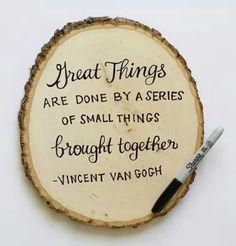 Very true Vincent #LesleyLoves ♥