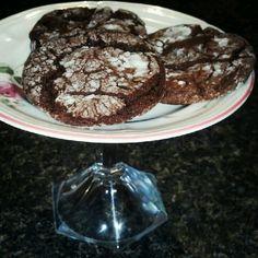 Rolo chocolate krinkles