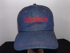 Sutherlands Snapback Hat Denim Vintage ef53e0b57350