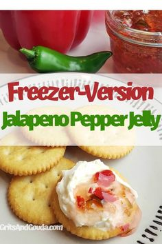 Green Pepper Jelly, Jalapeno Pepper Jelly, Pepper Jelly Recipes, Stuffed Jalapeno Peppers, Easy Canning, Canning Recipes, Southern Christmas Recipes, Thanksgiving Recipes, Homemade Jelly