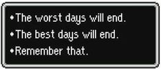 [Image] Some earthBound motivation! : GetMotivated
