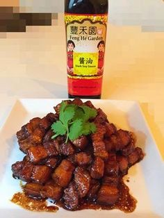 Singapore Home Cooks: Caramelized Pork Belly by Angela Seah Thulin