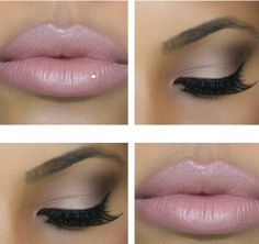 I love this make-up!!
