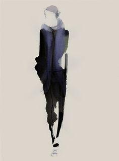 Aurore De La Morinerie - Encre Ii | Gallois Montbrun & Fabiani