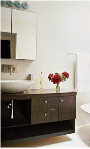 Bathroom cabinets/colour scheme ideas