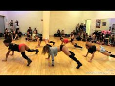 Dhq Fraules Dance Centre Russia Amazing Twerk Choreo To Bring It Back By Travis Porter